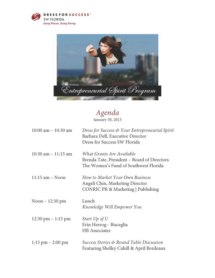 2013-d4s-esp-agenda