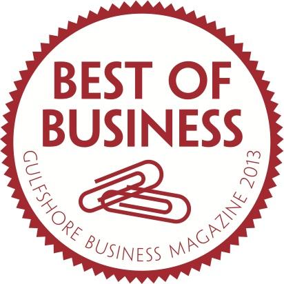 Best in Business - Gulfshore Shore Business Magazine