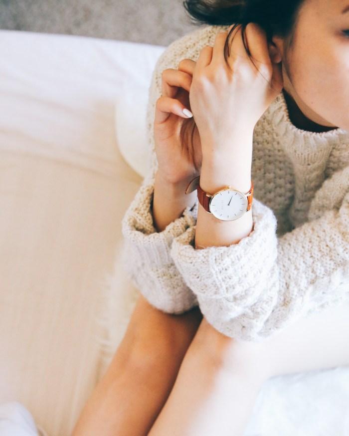 Halley Watch (Unique Single Handed Watch)
